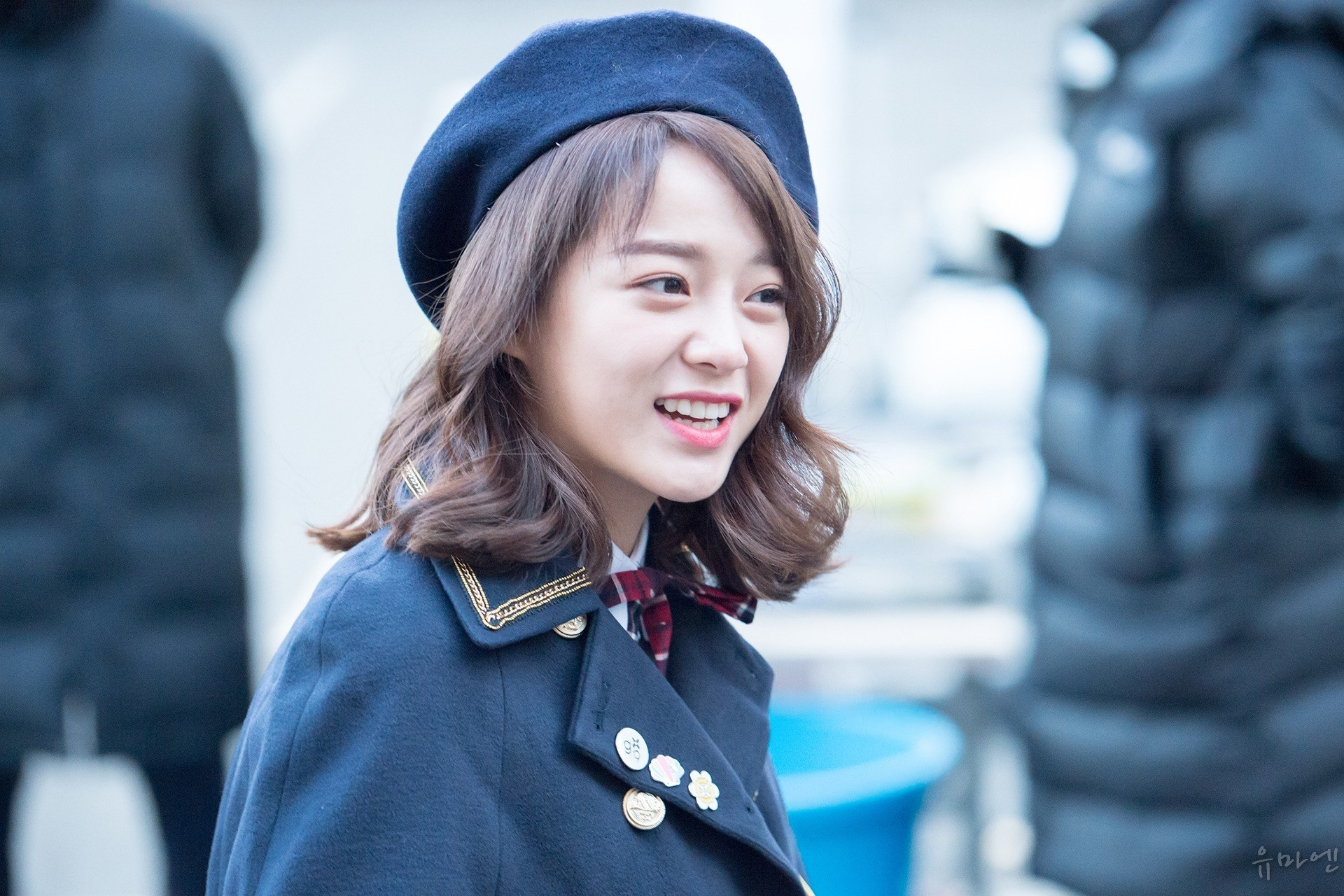 Gugudan Sejeong Confirmed As Female Lead For School 2017