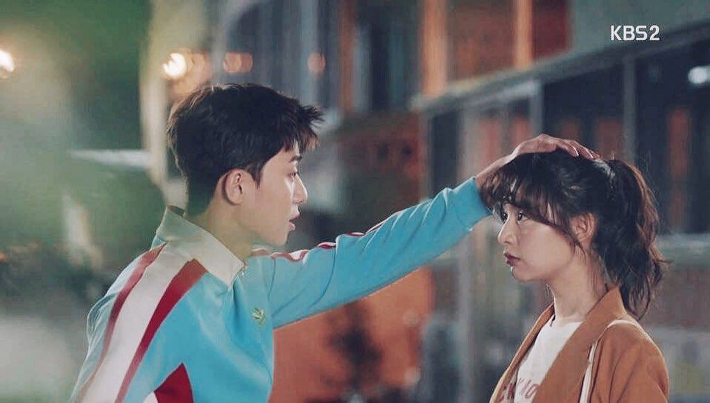 Park Seo Joon Shocks Audiences With An Intense Kiss Scene In Fight