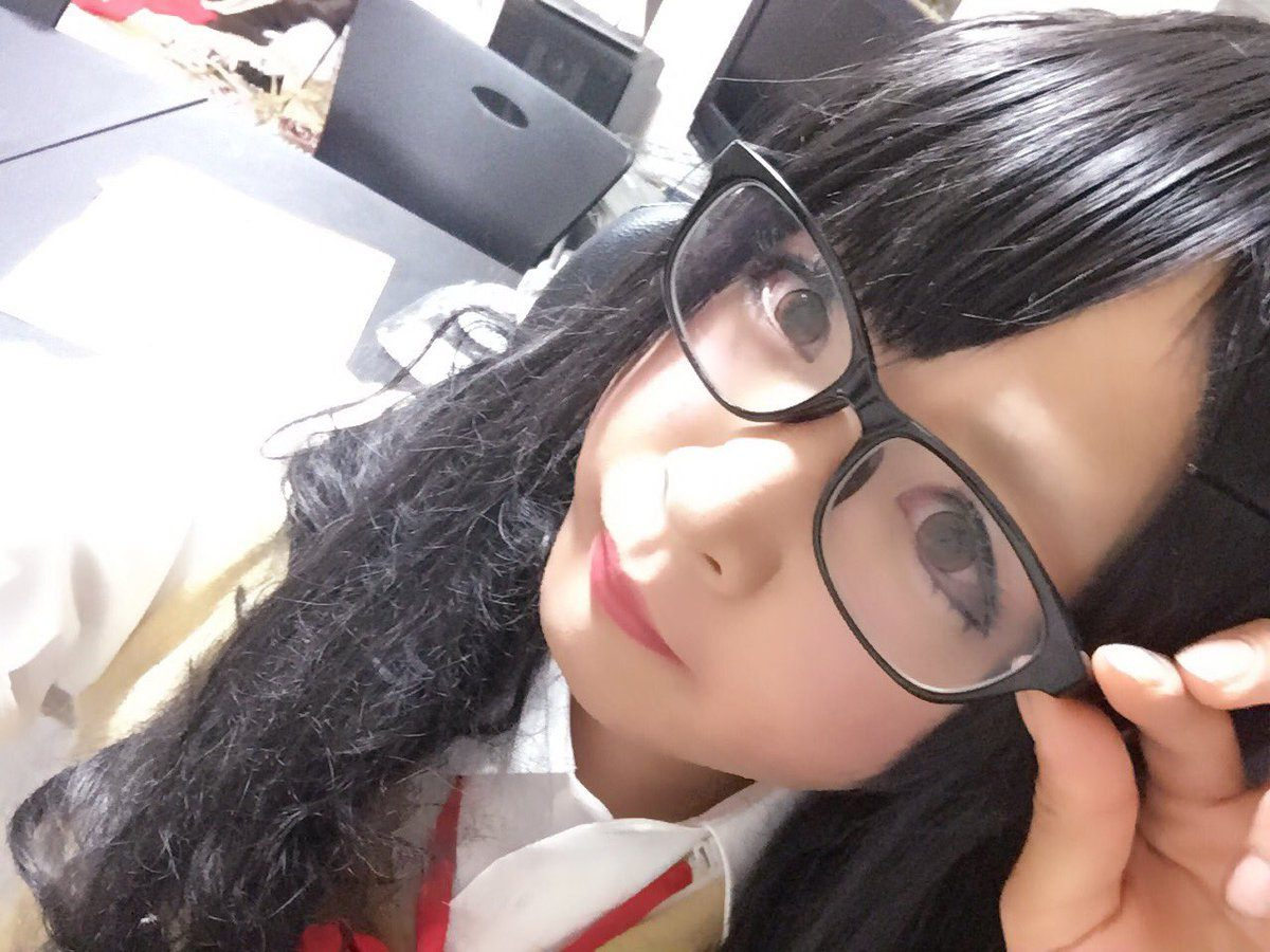 Japanese Schoolgirls leaked A far cry from the cute anime girls he so convincingly portrays.