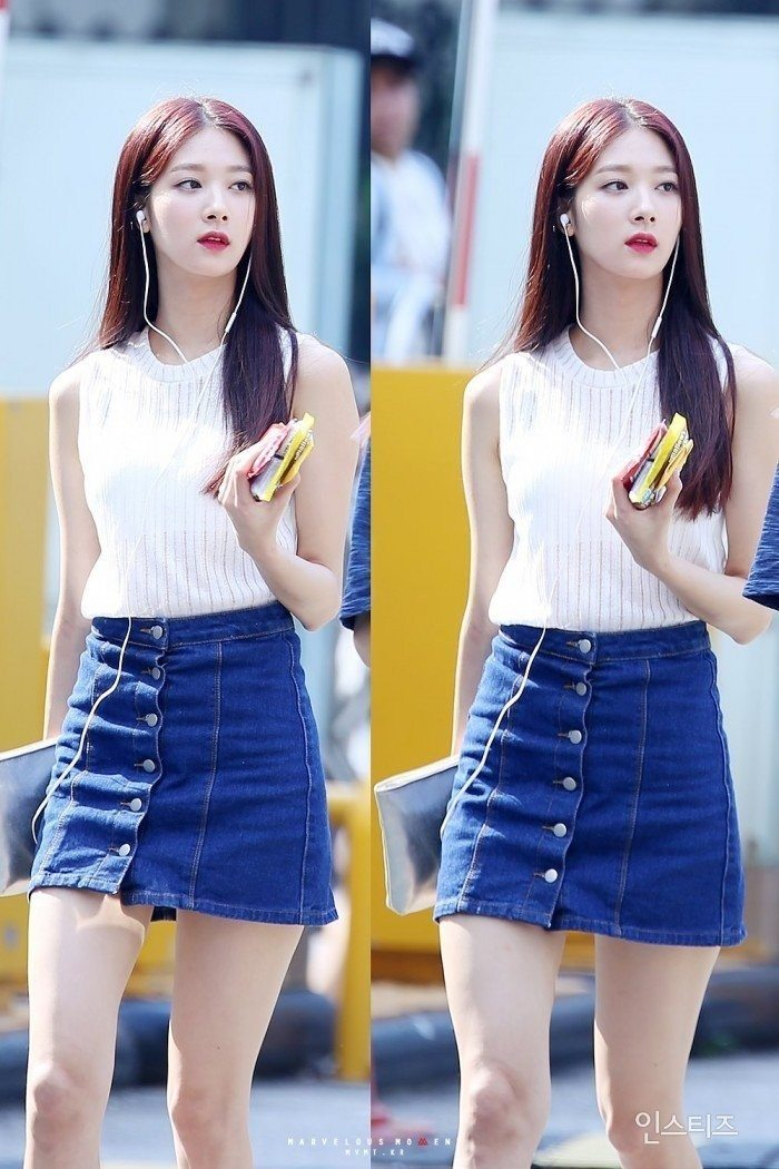 Former 9MUSES Member Minha Has Been Turning Heads Lately For