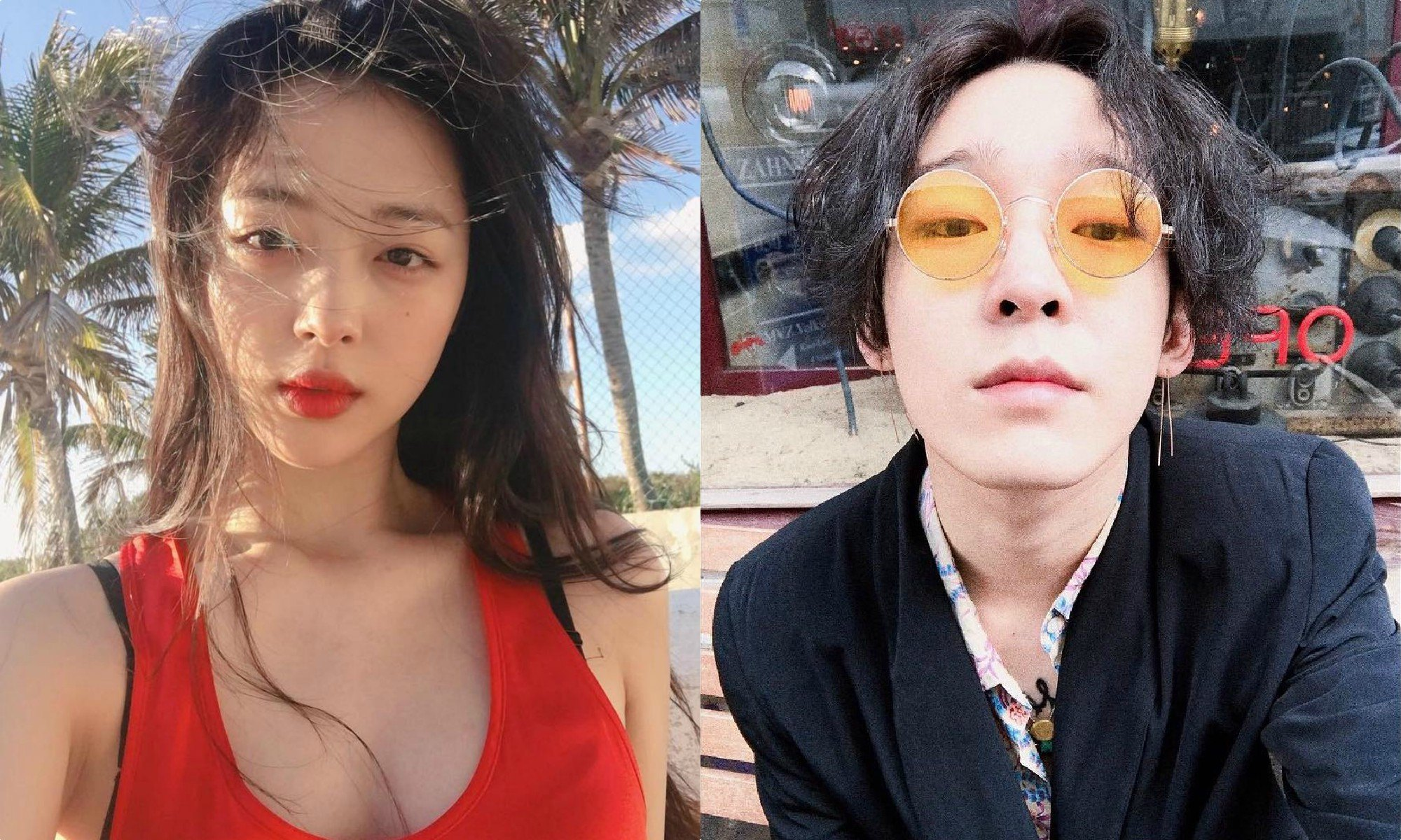 Intimate photo between Sulli and Nam Taehyun stirs curiosity among fans