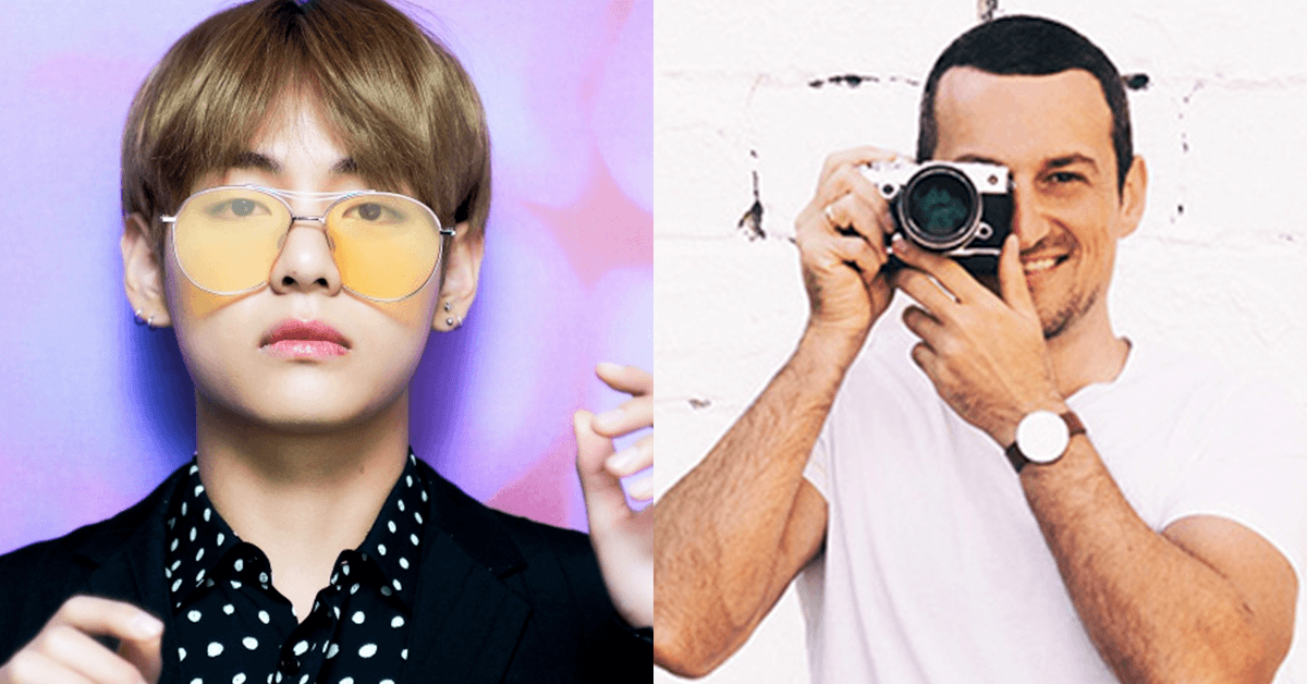 Photographer Ante Badzim Hints At Possible Collaboration With BTS V