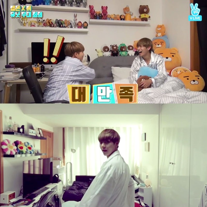 Here`s How BTS` New Dorm Looks Like and How They Separated Their Rooms
