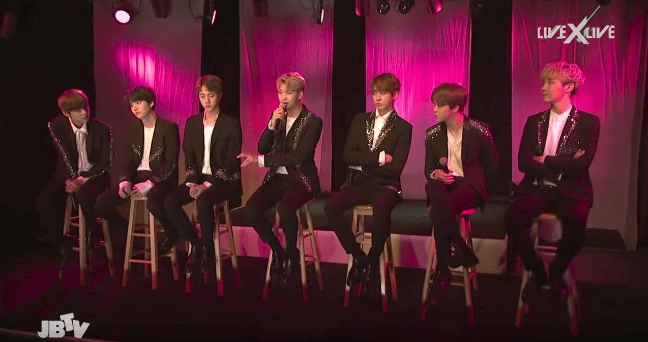 Jimin BTS Ungkap Rasa Cinta Dalam Bahasa Korea Begini Cara Rap