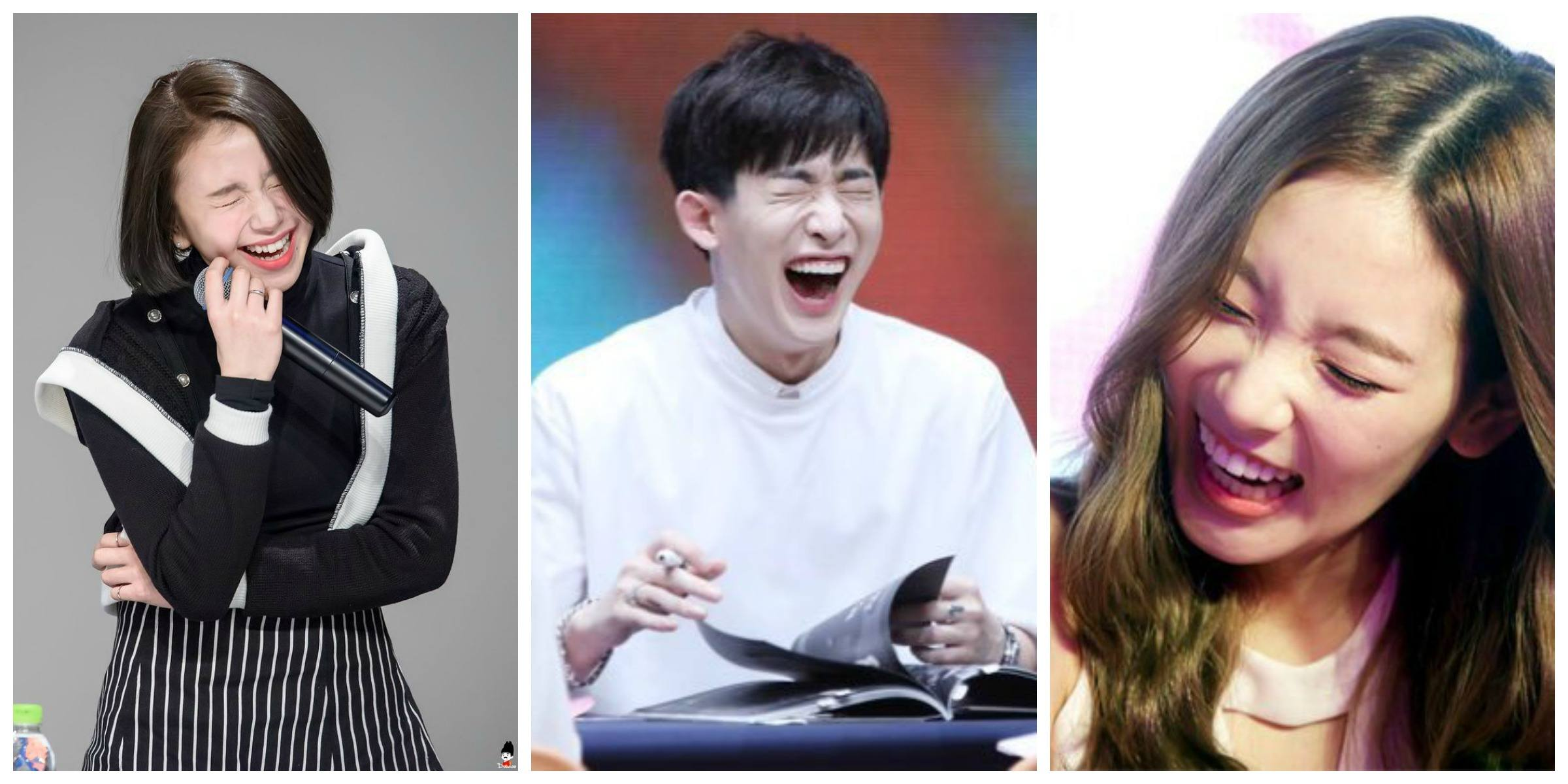 14 Idols With The Most Contagious Laughter