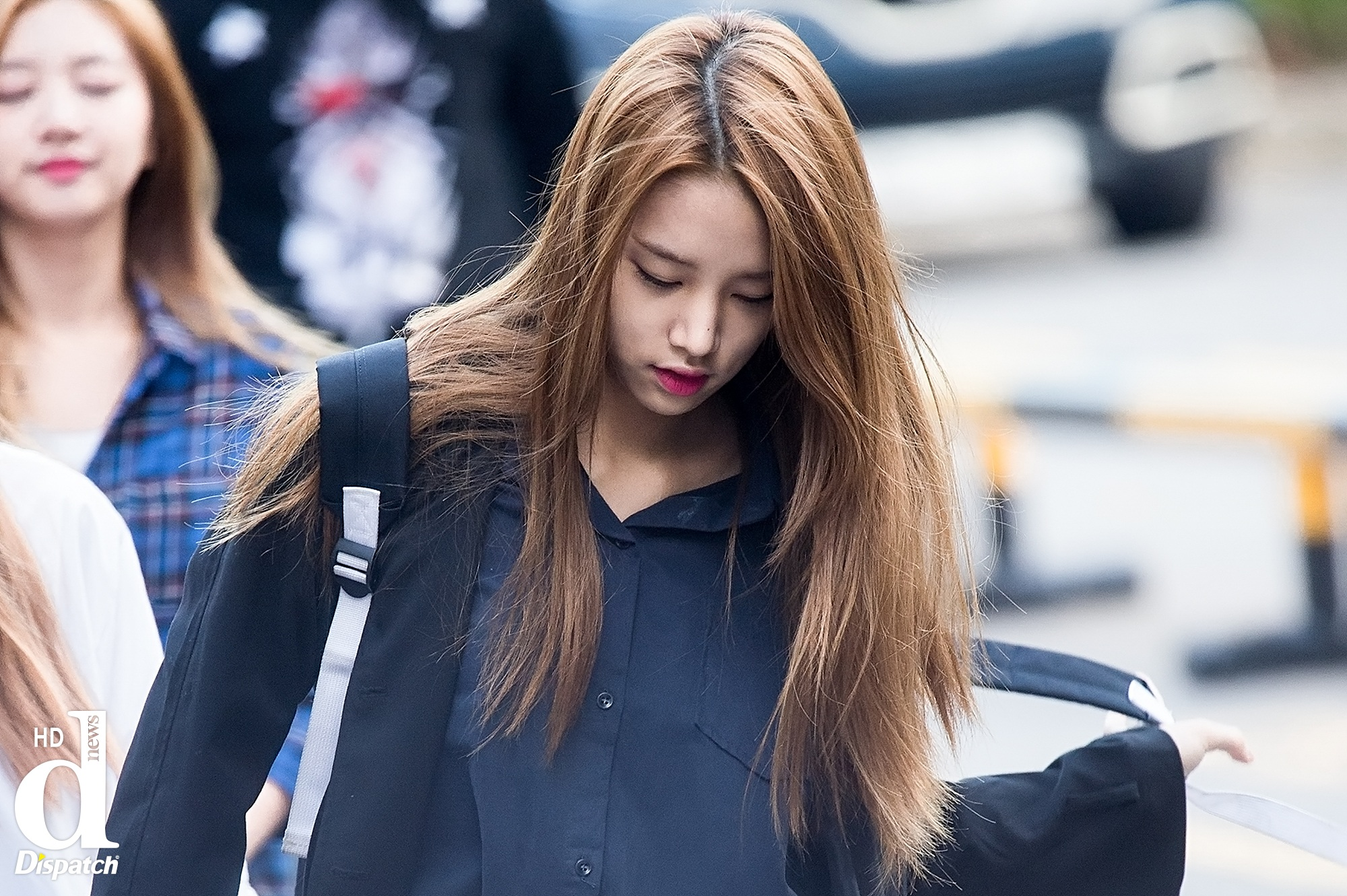 LABOUMs Solbin Taken to an emergency room following a performance