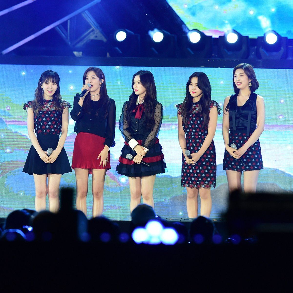 Red Velvet's Personality Analyzed Based on their Handwriting - Koreaboo