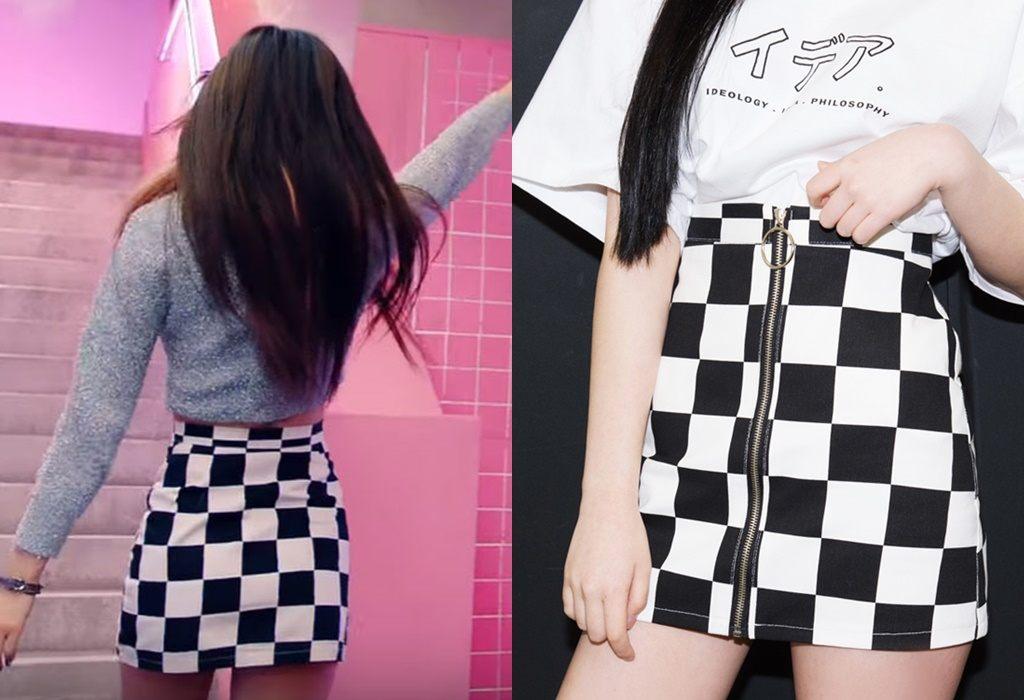 Jisoo s Anna Sui Fringed Printed Cotton   Silk-Blend Mini Dress –  411 USD 70bc0a9be