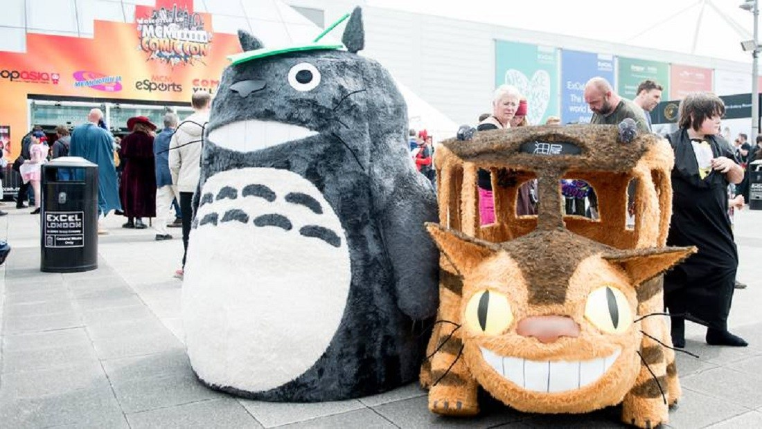 Studio Ghibli is gearing up to open this My Neighbor Totoro theme park in Japan.