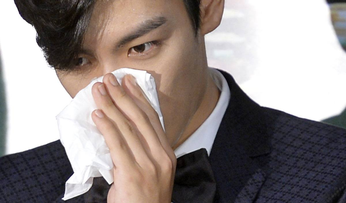 Police Just Summoned T.O.P For Marijuana Scandal Investigation