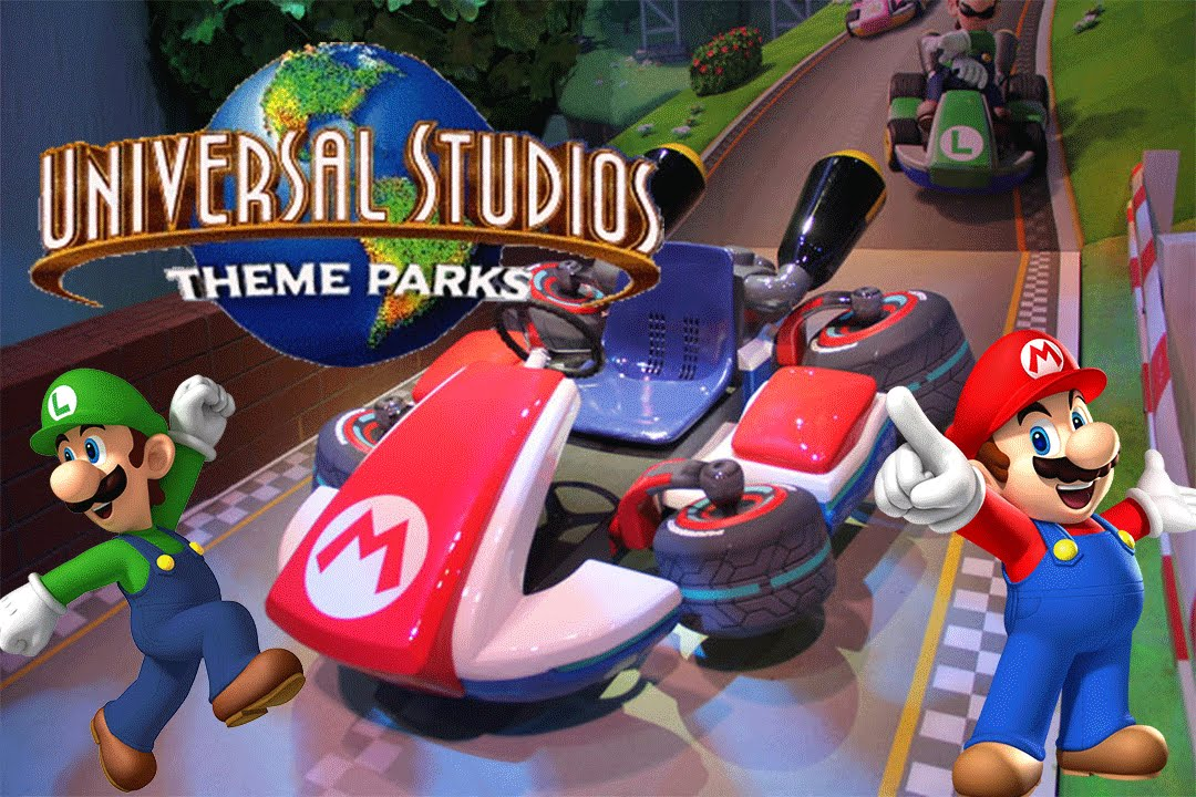 Nintendo to open a complete theme park in Japan. - allkpop ...