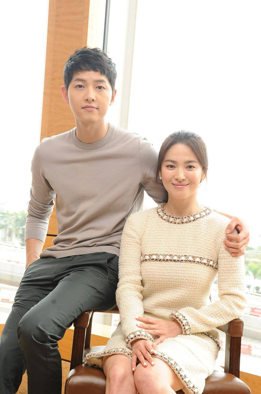 TRENDING] Song Joong Ki's Dad Reveals Song Hye Kyo Slept ...