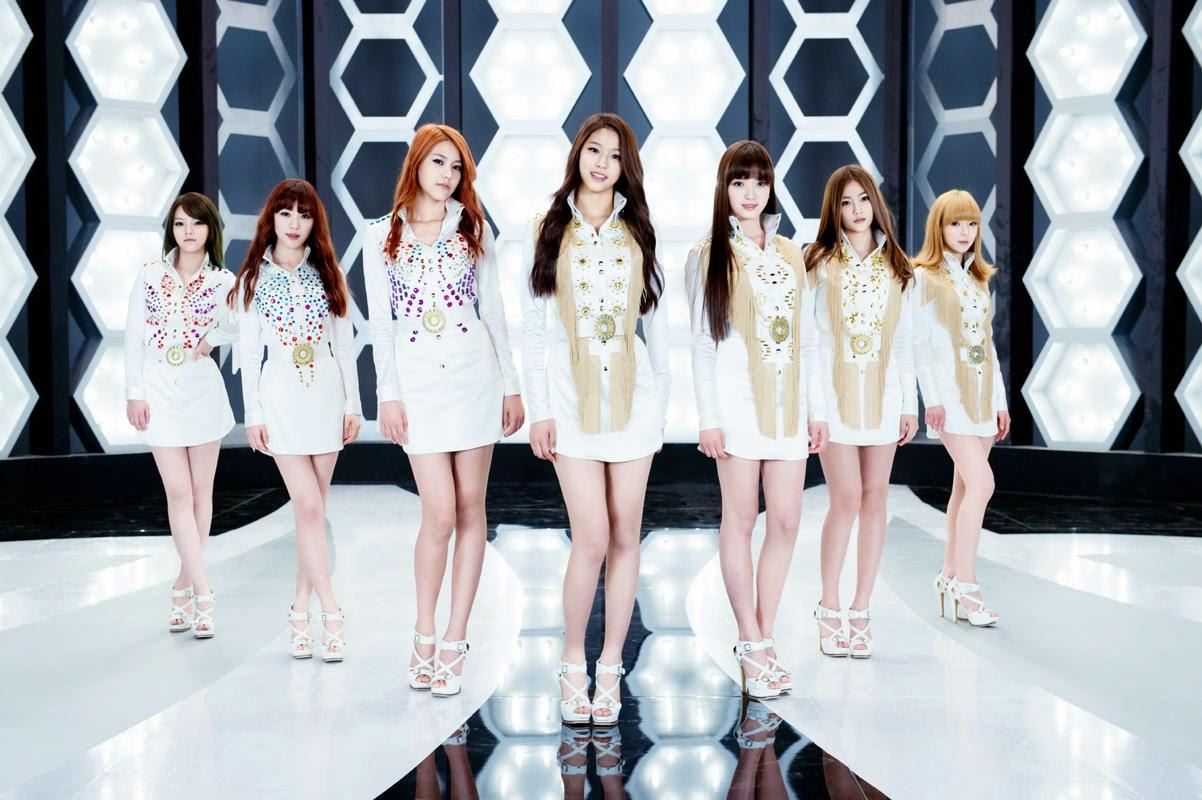 Fans compare girl group stage outfits from before and ...