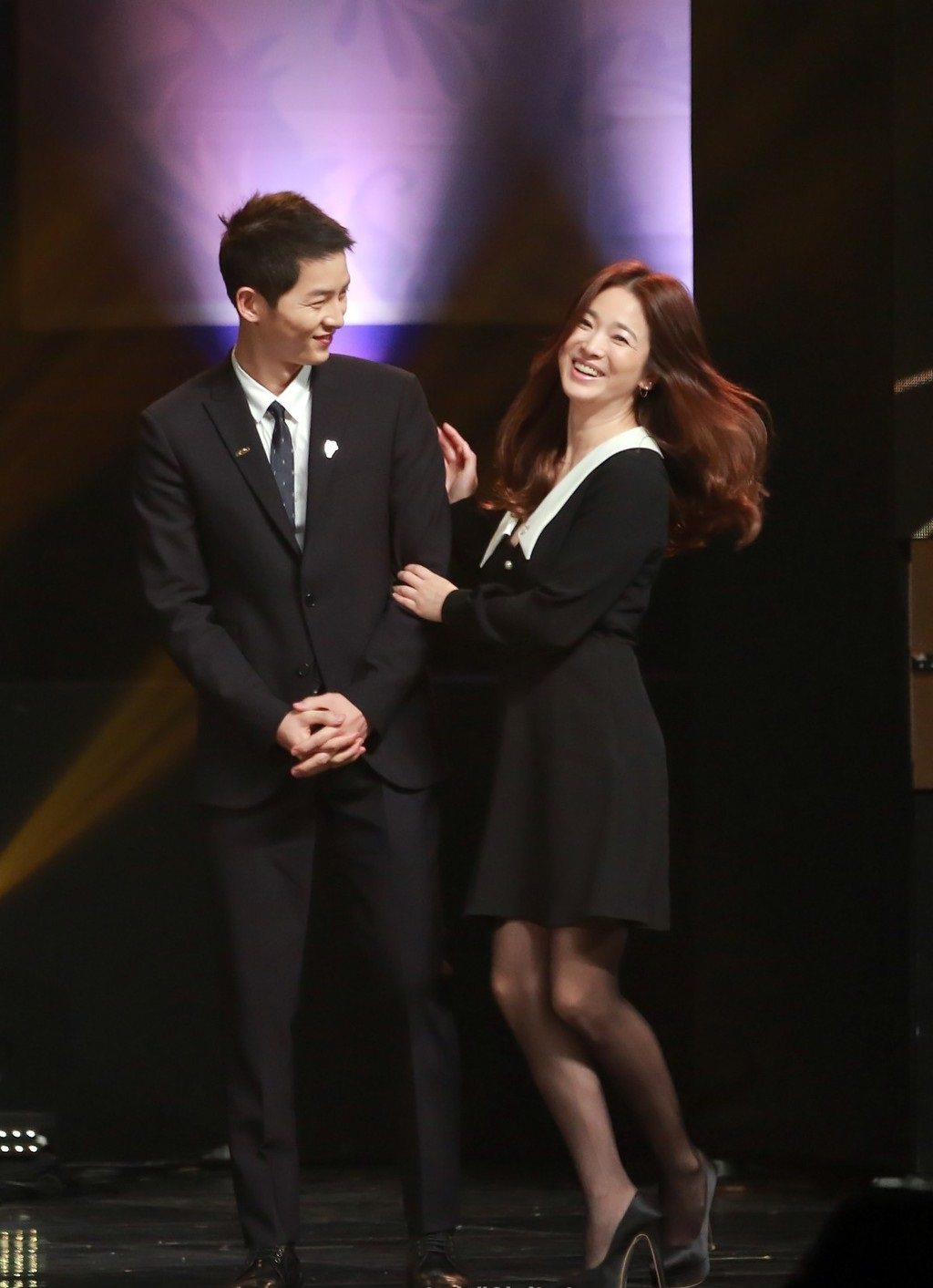 Korea Recently Repealed A Law That Would Have Prevented The Song Couple Getting Married