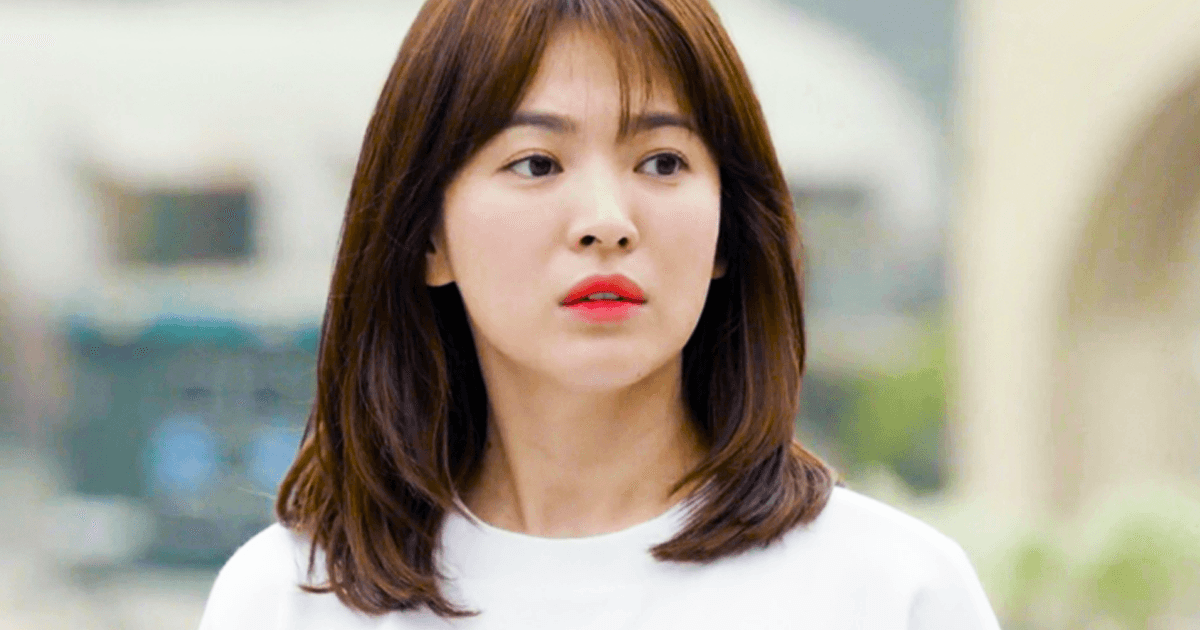 Breaking Song Hye Kyo Answers Quot Are You Pregnant With