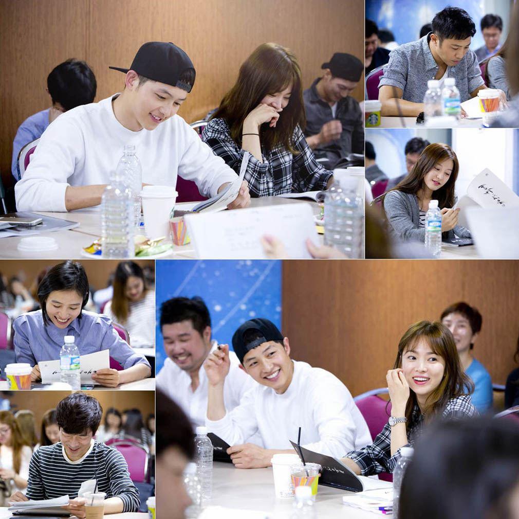 Song hye kyo song joong ki dating are top and park bom dating