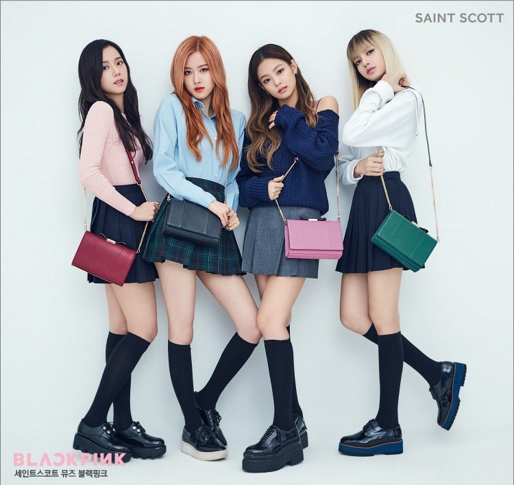Foto Blackpink Rose Jisoo Dan Lisa