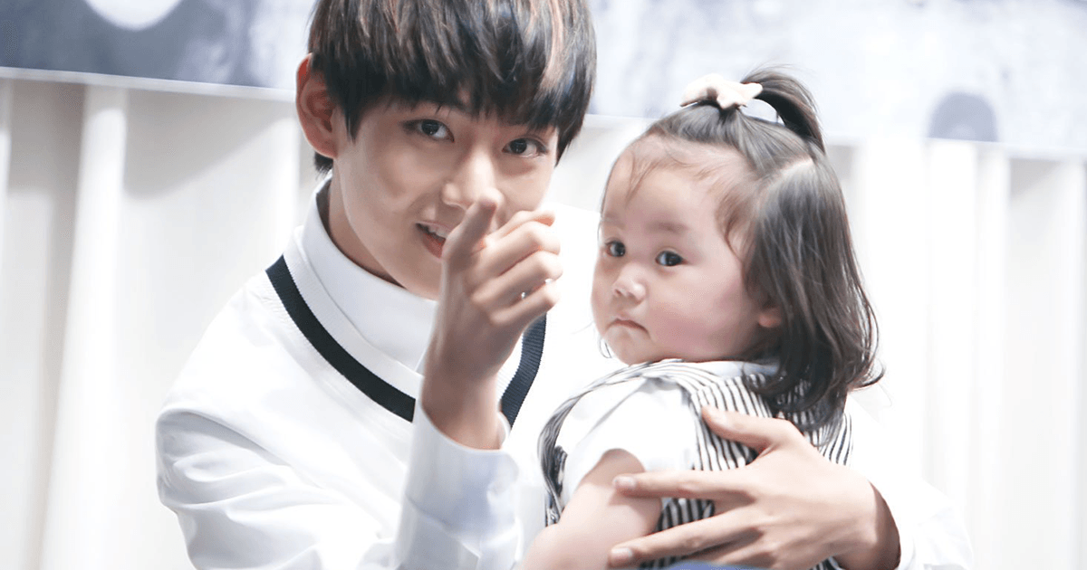 BTS V Is Ready To Be A Dad And This Proves It - Koreaboo