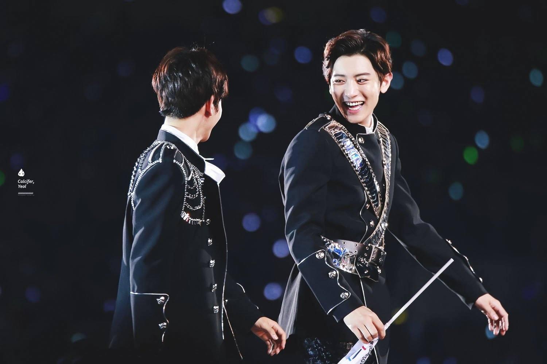 baekhyun and chanyeol relationship test