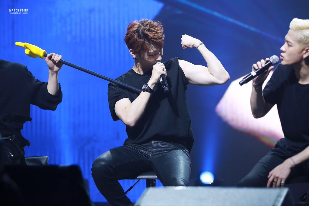 15 male idols with the sexiest arms in k-pop