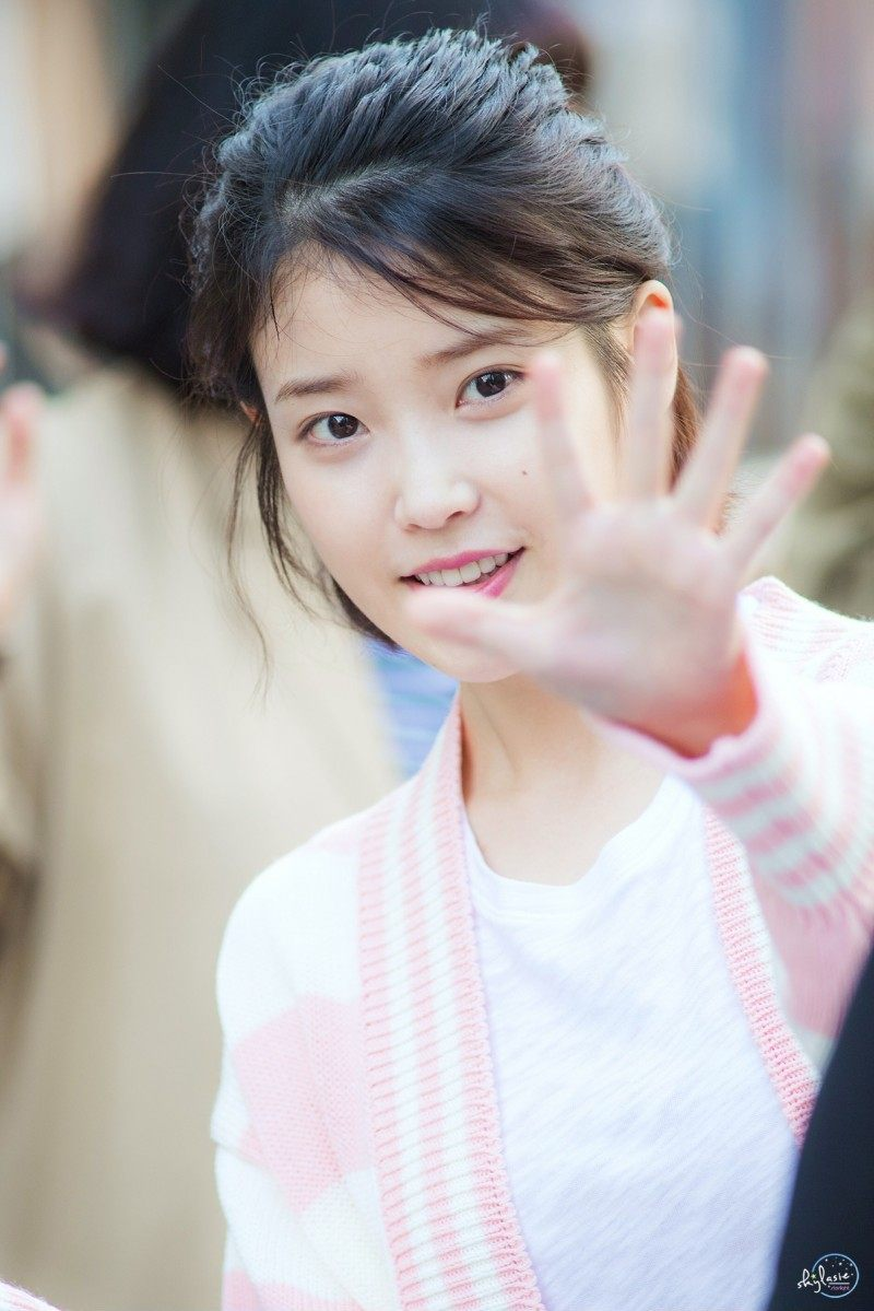 Iu Has Perfected The Short Hair Style Koreaboo