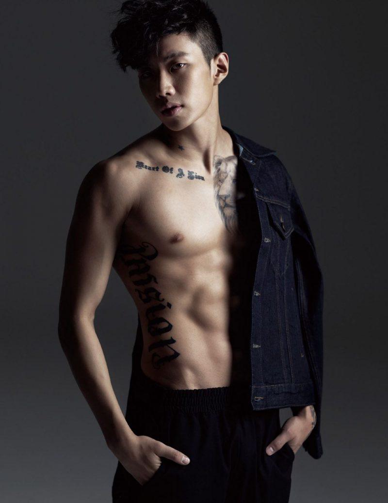 10+ Photos Of Jay Park Shirtless To Help You Through Your
