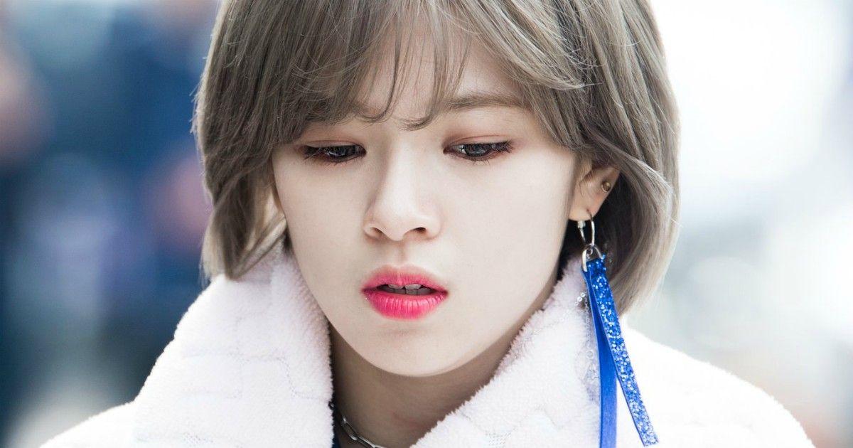 Twice S Jeongyeon Is A Real Life Angel Koreaboo