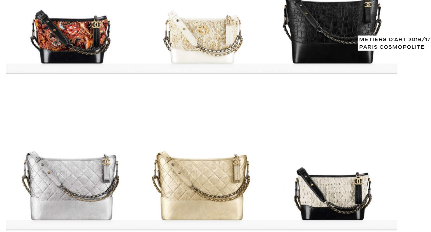 60d7c57e36ed The video series was for CHANEL's GABRIELLE bag campaign, which promoted  their unisex bag model in different parts of the world.