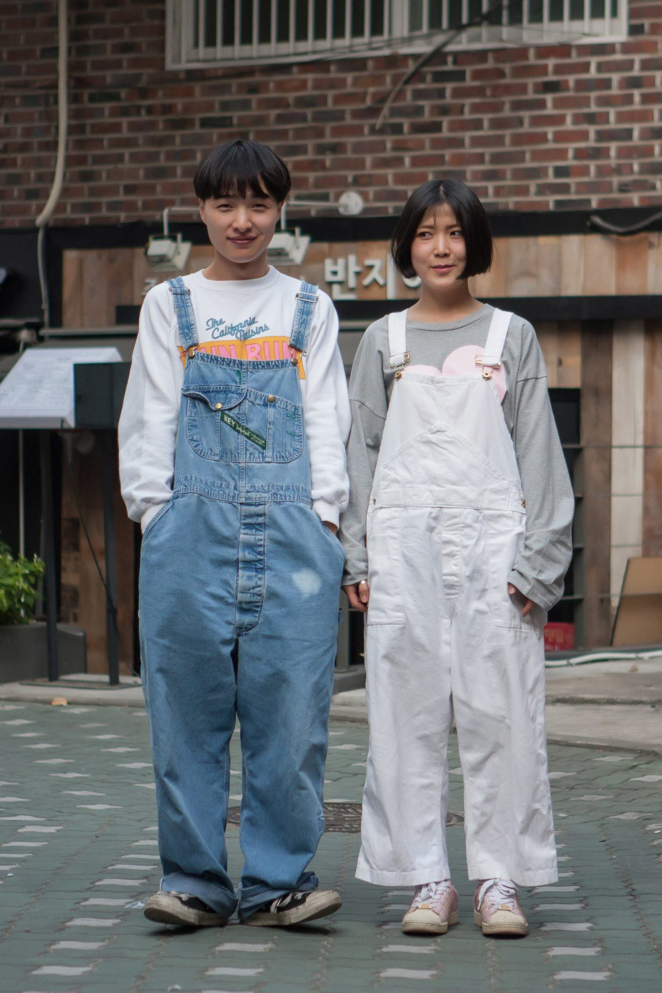 couples in south korea wear matching outfits for more than