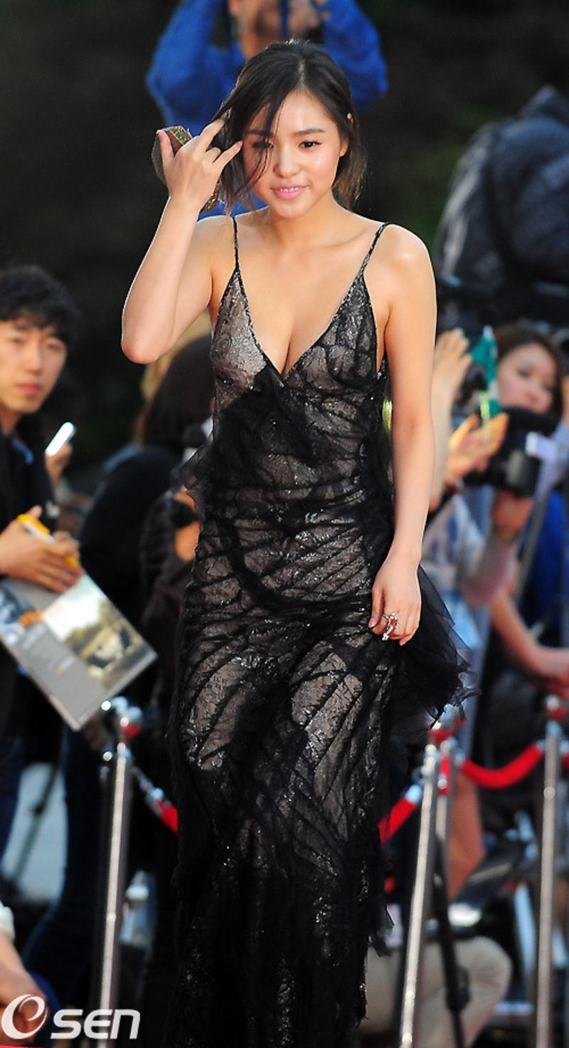 Top 10 Most Revealing Red Carpet Dresses Worn By Korean