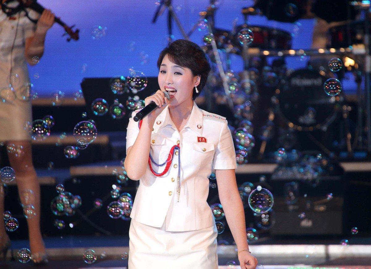 Meet The Moranbong Band, North Korea's Girls' Generation
