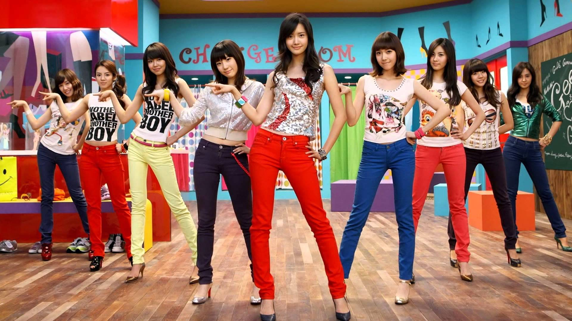 how to make a girl group and become famous