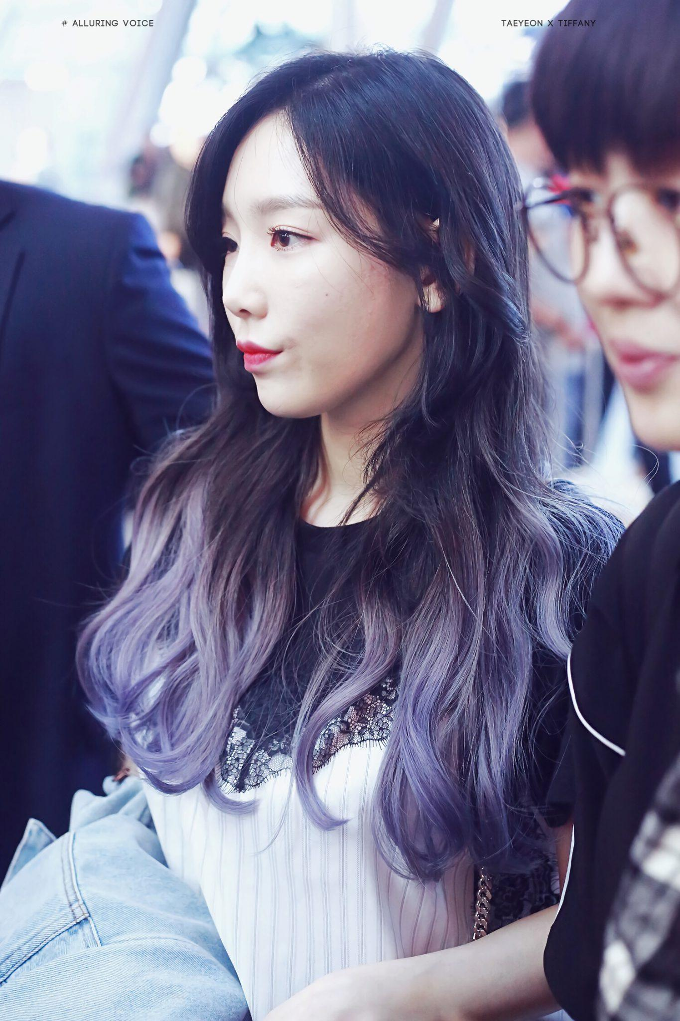 Taeyeon With Pink Hair Page 3 Allkpop Forums