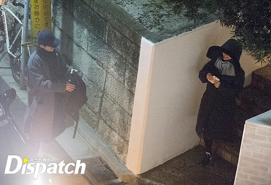 Dispatch Released Secret Photos Of Song Joong Ki And Hye Kyos
