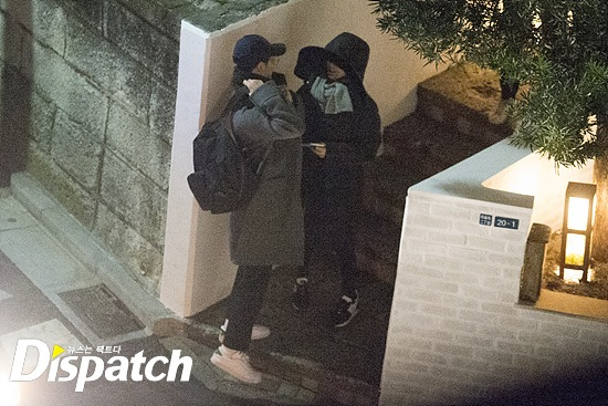 Dispatch Took Several Photos Of The Couple During Their Tokyo Date Where They Officially Became A Song Joong Ki