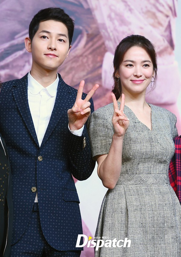 Everything About Song Joong Ki X Hye Kyos Marriage News