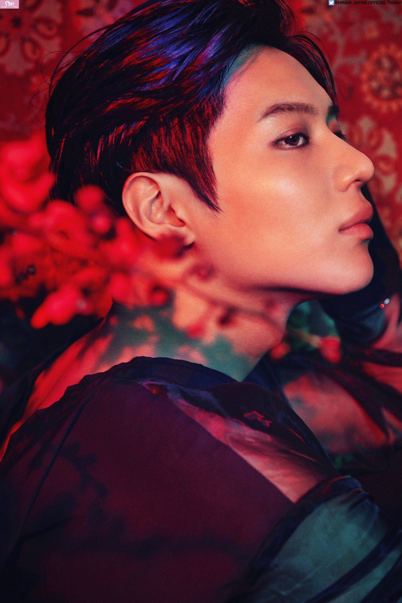 Taemin Says This Photoshoot Is The Best He's Ever Looked ...