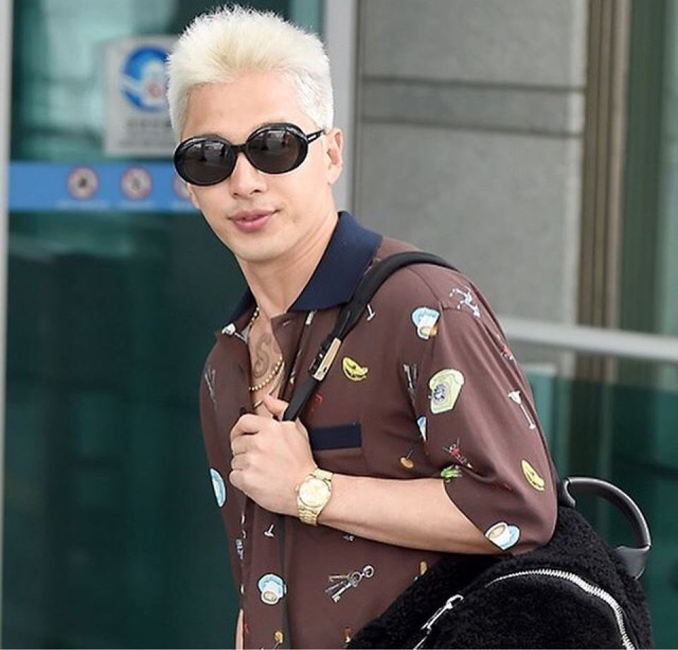 Taeyang Changed The Hair Game With His New Hairstyle