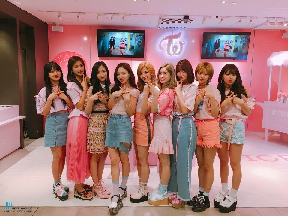 With Their Grand Debut, TWICE Has Already Become A Top