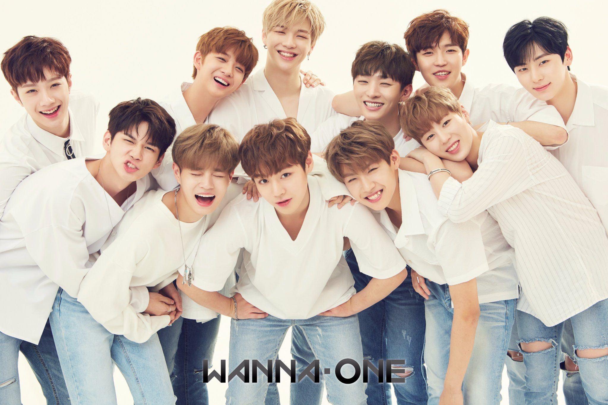 Produce X 101 : Wanna One วันนาวัน วนว