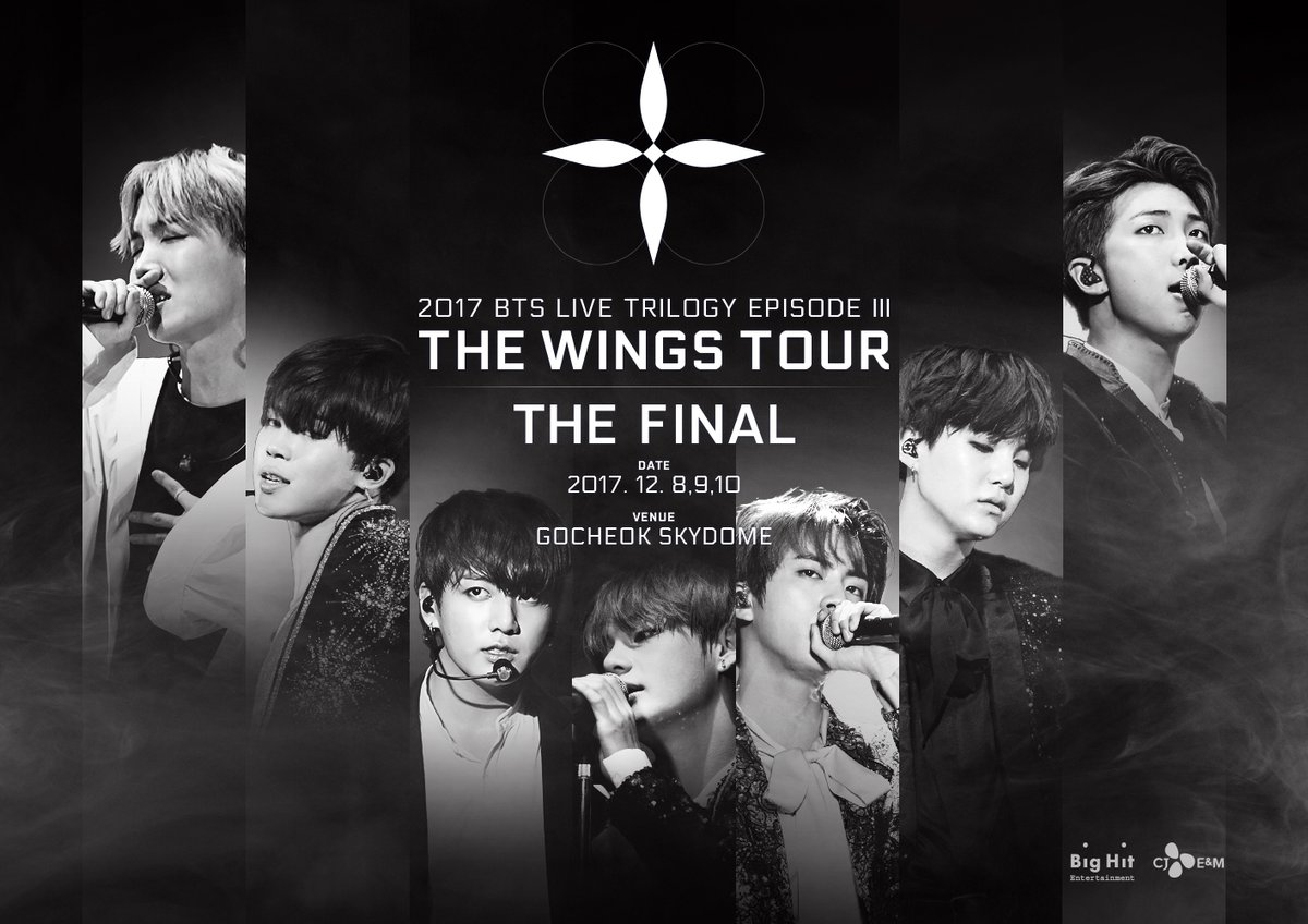 DOWNLOAD FULL LINK BTS LIVE TRILOGY EPISODE III: THE WINGS TOUR FINAL