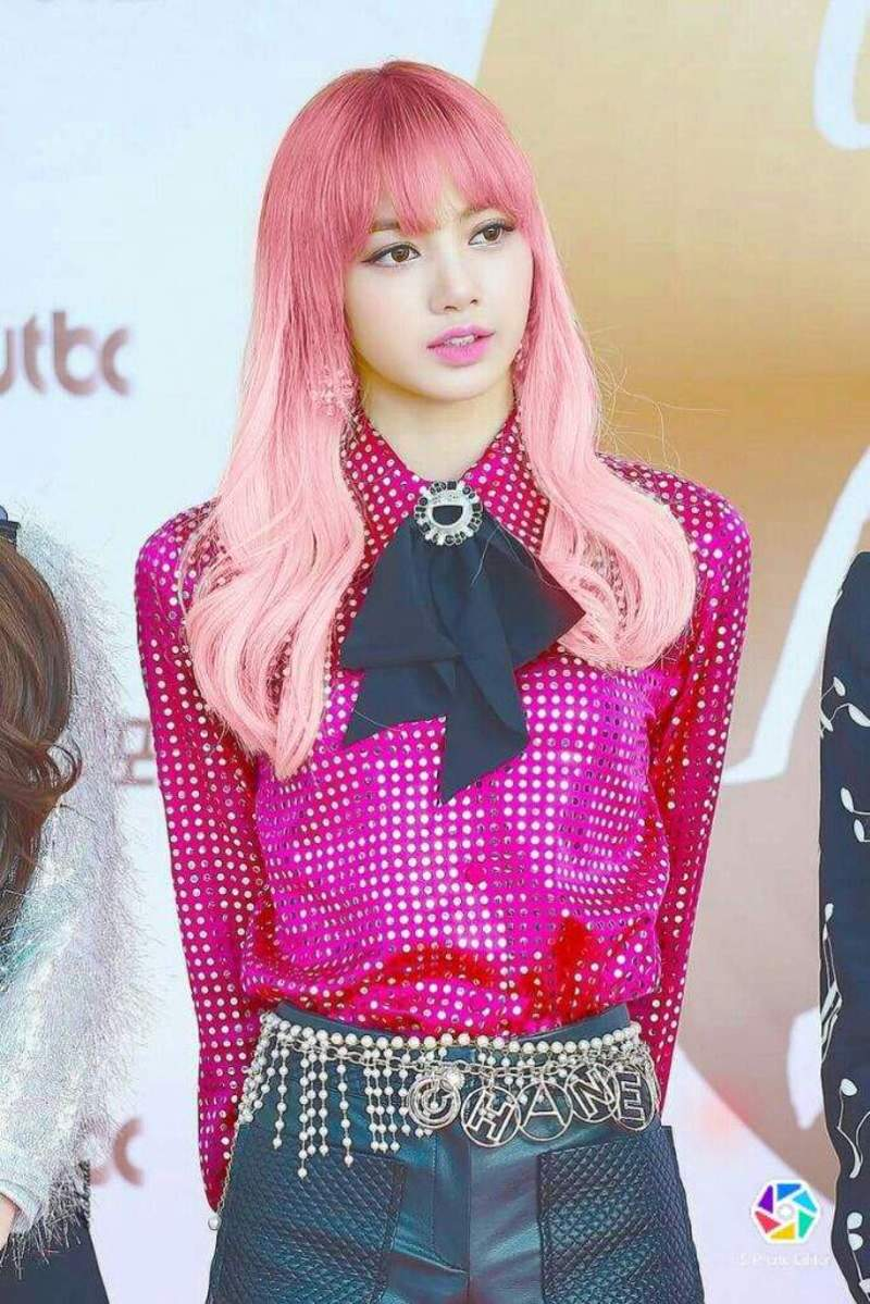 Photoshopped Pictures Show Blackpink With Crazy Hair Colors Koreaboo