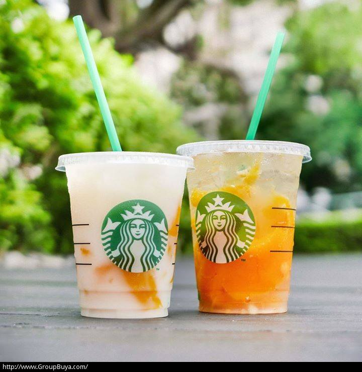 Different Starbucks Drinks To Try