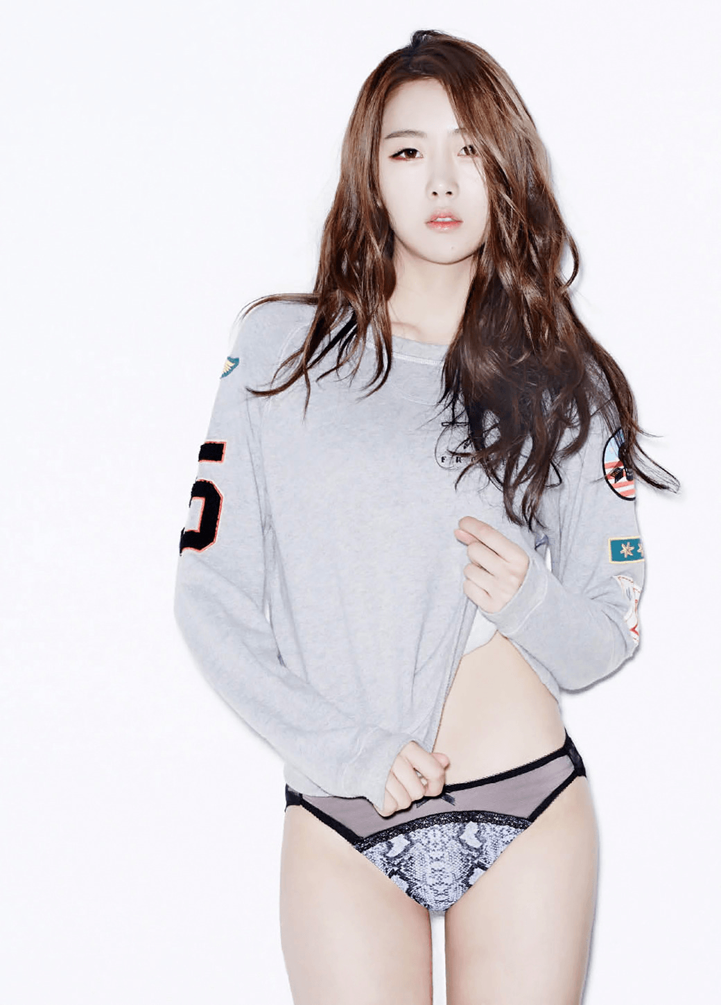 20+ idols you never knew did underwear photoshoots