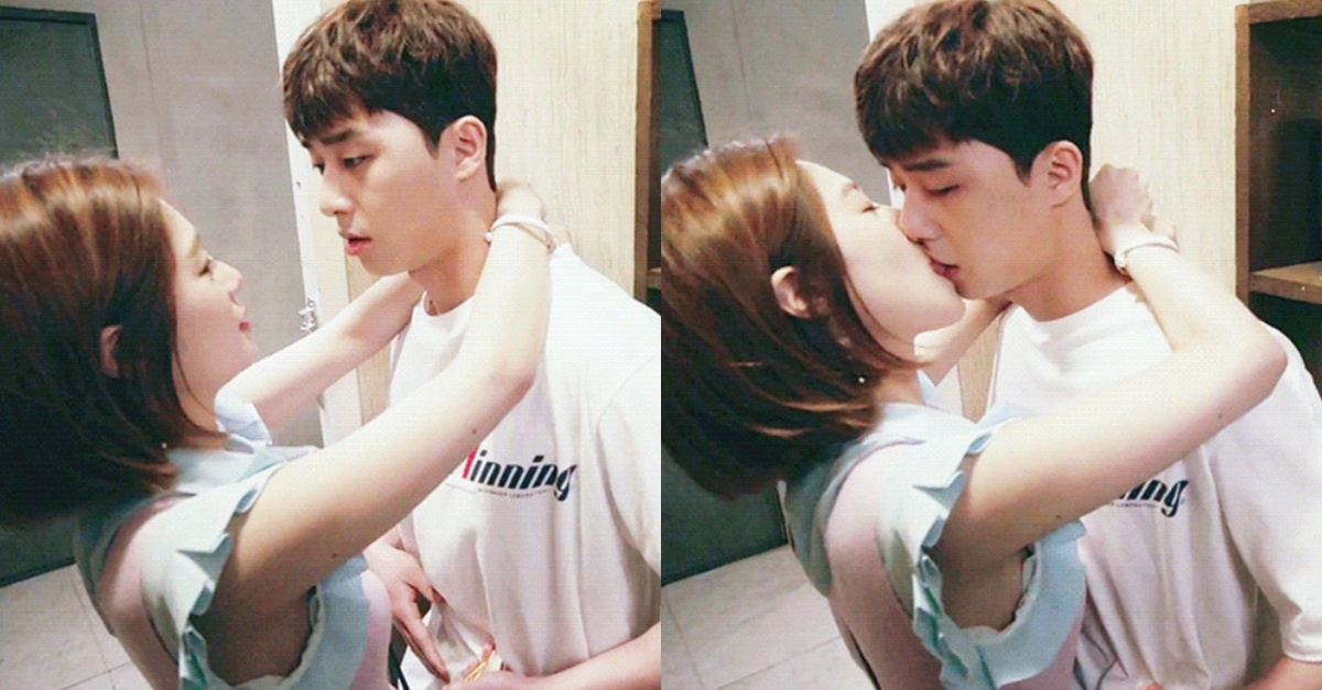 Actress Reveals French Kissing Park Seo Joon Was Surprising Koreaboo