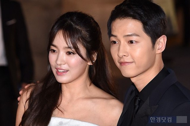 TRENDING] Here's Where Song Joong Ki and Song Hye Kyo Are ...