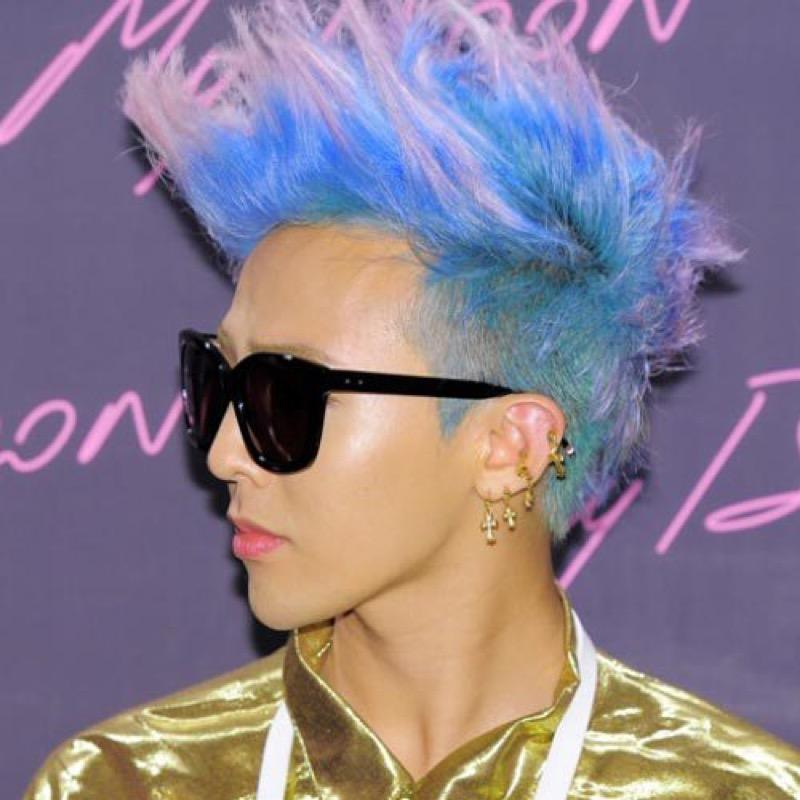 G Dragon 2013 Hairstyle 15 Of The Most ...