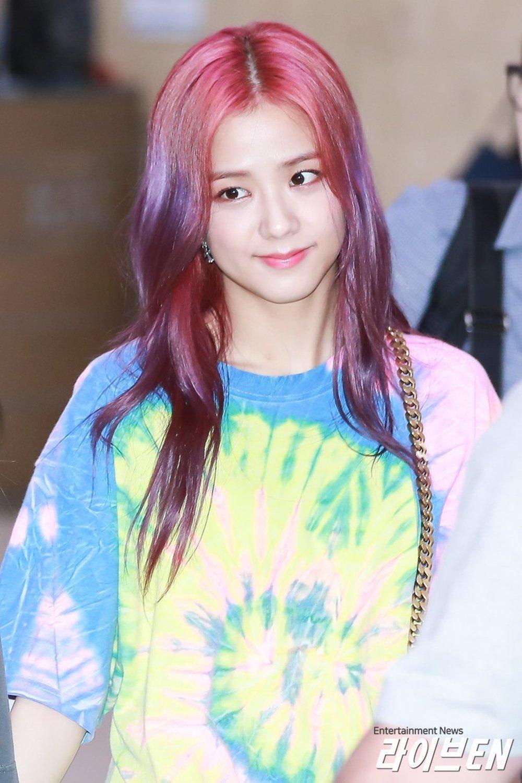 BLACKPINK Jisoo's New Hairstyle Is Freakin' Awesome - Koreaboo