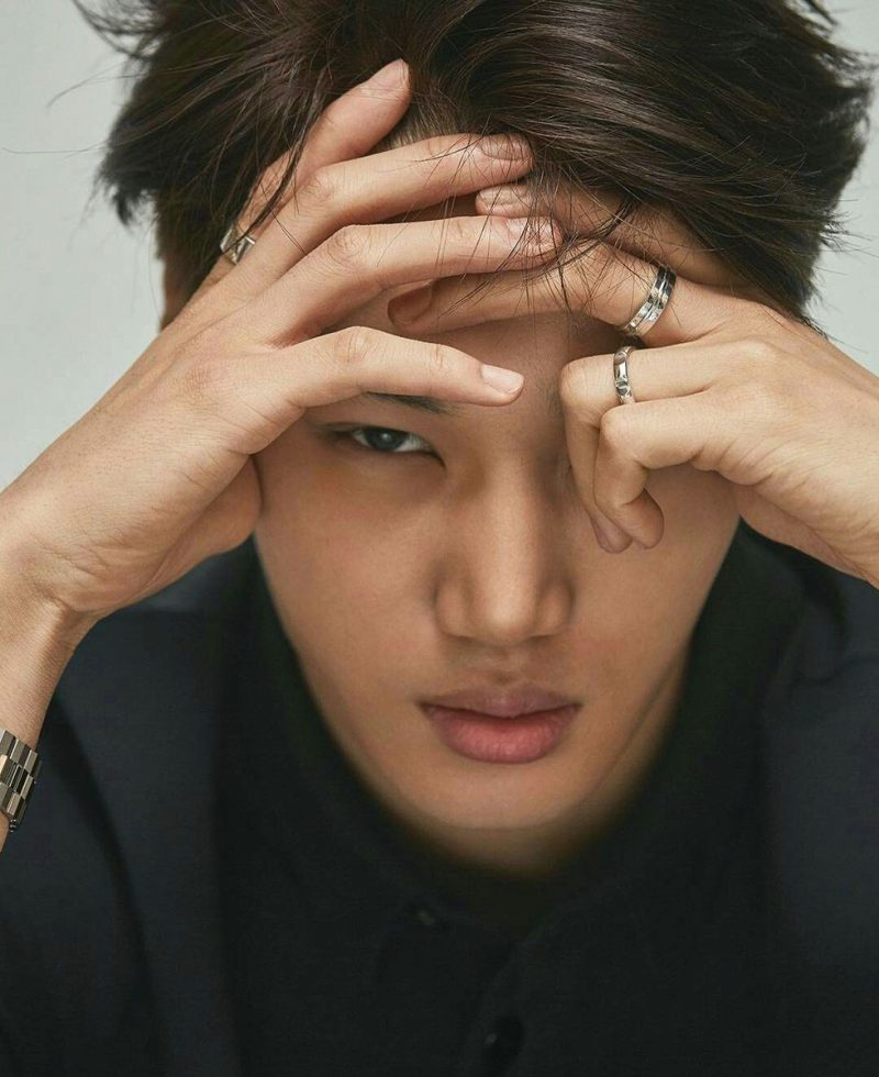 Just 27 Photos Of Kai S Beautifully Tanned Skin To Remind