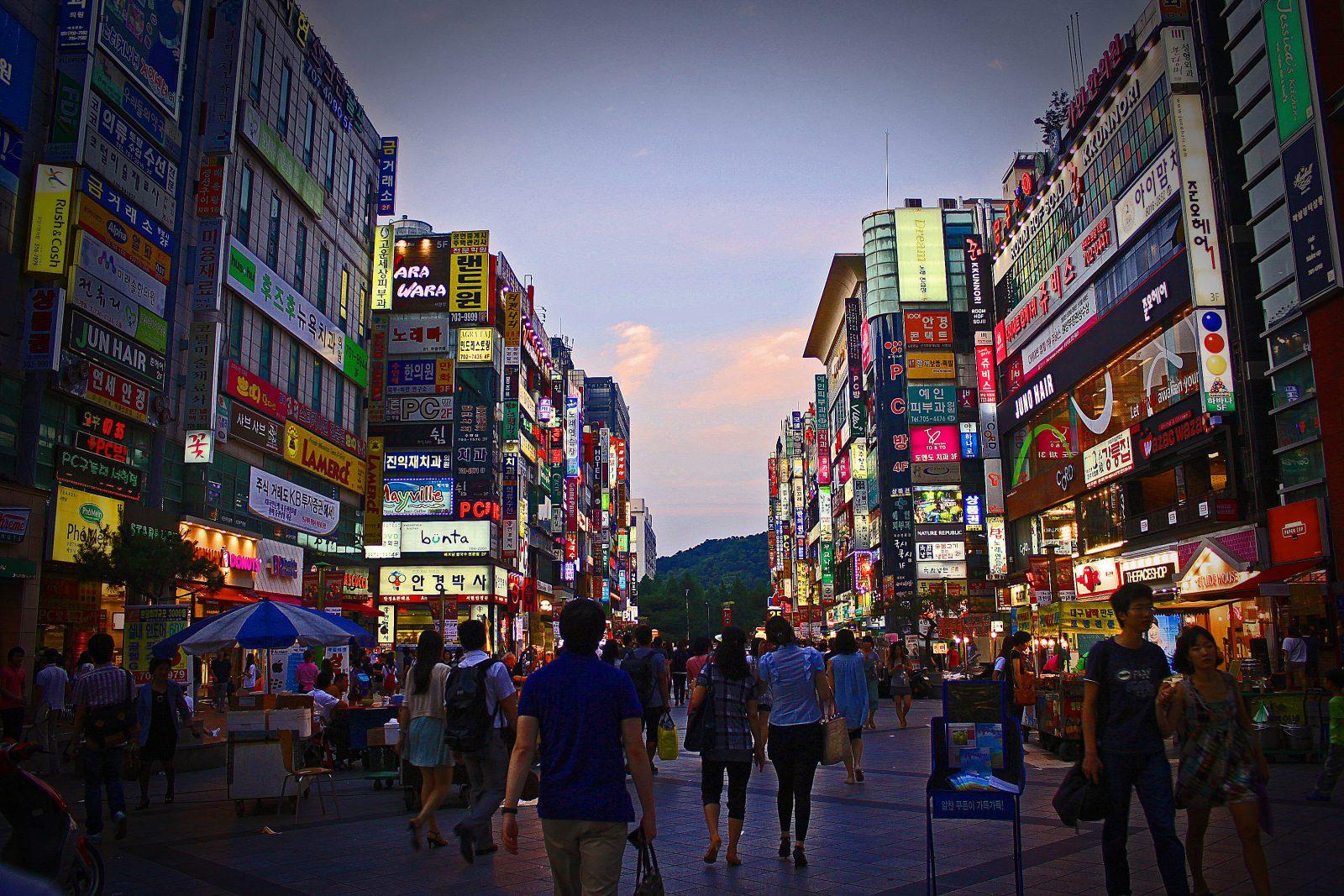 10 Hal Gila Yang Cuma Ada Di Korea Selatan Dijamin Bikin